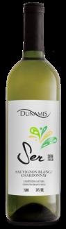 Imagem - Vinho Branco Dunamis Ser ( Chardonnay/ Sauvignon Blanc) 750ml - DUN010