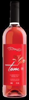 Imagem - Vinho Rose Dunamis Tom ( Cabernet Franc / Merlot) 750ml - DUN009