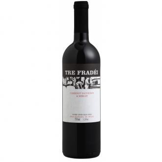 Vinícola Valmarino Vinho Tre Fradéi  Cabernet Sauvignon/ Merlot 750ml