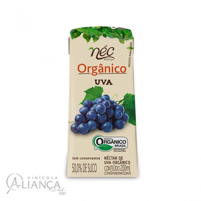 Suco De Uva Orgânico Néc 200ml