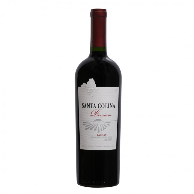 Vinho Santa Colina Tannat Premium Safra 2007
