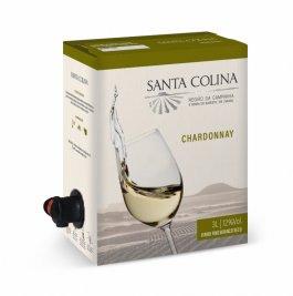 Imagem - Vinho Santa Colina Chardonnay Bag In Box 3L cód: 8457