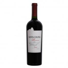 Imagem - Vinho Santa Colina Tannat Premium Safra 2007 cód: 8335