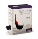 Vinho Santa Colina Merlot Bag In Box 3L