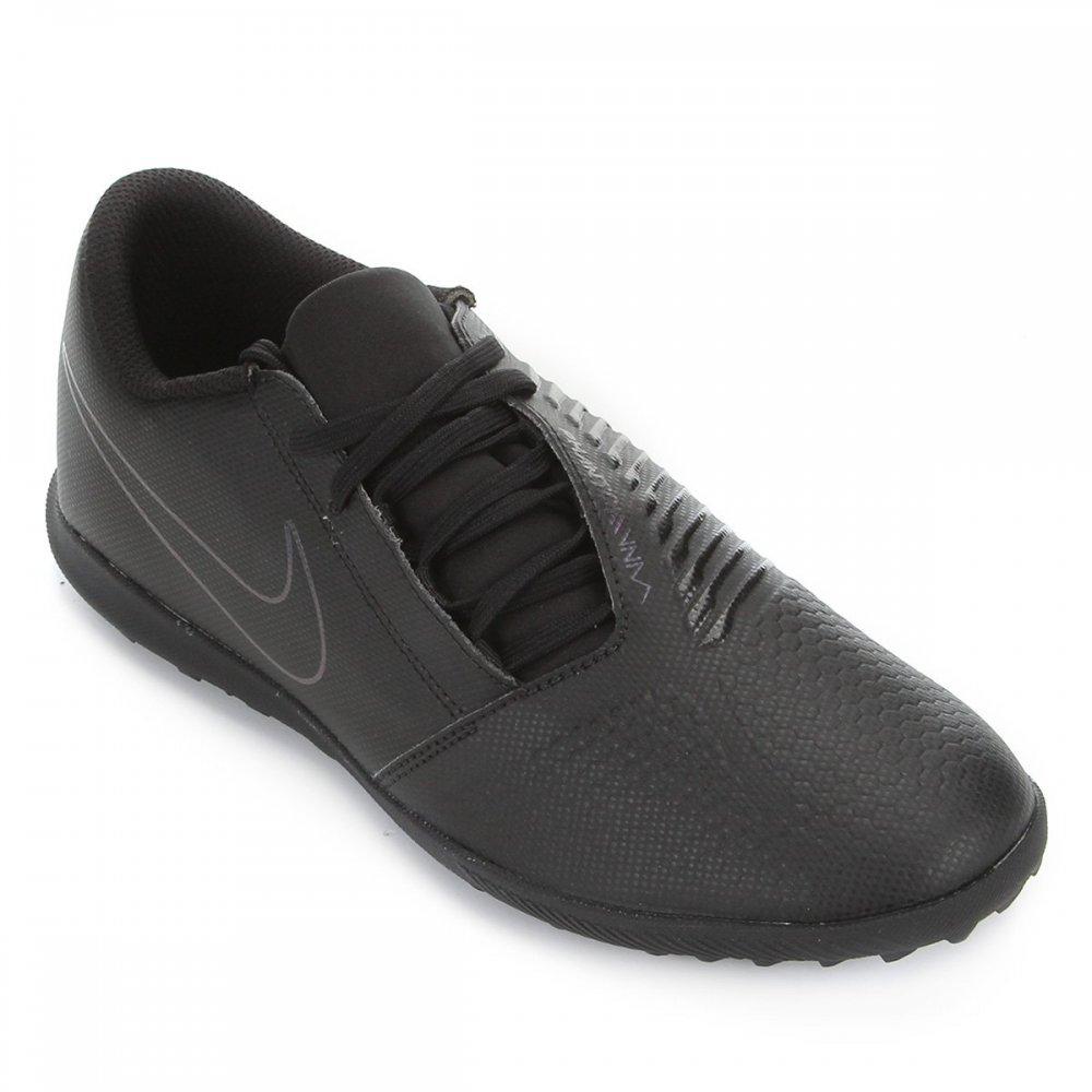 Chuteira Nike Phantom Club Tf Unissex - Ao0579-010