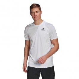 Imagem - Camiseta Adidas Club 3 Listra Masculino - Gl5401 cód: 030449