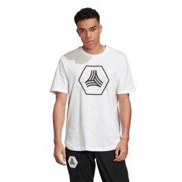 Imagem - Camiseta Adidas Logo Tango Masculino - Fj6340 cód: 029440