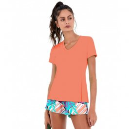 Imagem - Camiseta Alto Giro Skin Fit Feminina - 2131723 cód: 031482