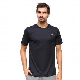 Imagem - Camiseta Masculina Fila Basic Sports Masculina - Tr180712-160 cód: 029424