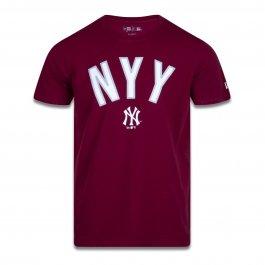 Imagem - Camiseta New Era Ny Yankees Core World Mark Masculina - Mbv22tsh027 cód: 031259