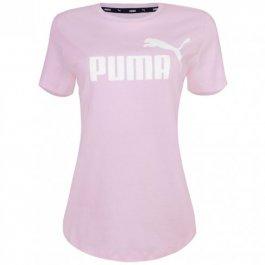 Imagem - Camiseta Puma Feminina Ess Logo Feminina - 521185-05 cód: 029969