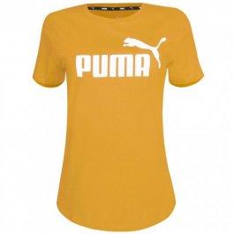 Imagem - Camiseta Puma Feminina Ess Logo Feminina - 521185-06 cód: 029961