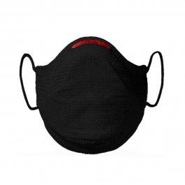 Imagem - Kit Máscara Fiber Knit Air + 30 Filtros De Proteção + Suporte Unissex - 0998 cód: 031843