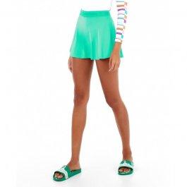 Imagem - Shorts Saia Alto Giro Skin Fit Feminina - 2132402 cód: 031498