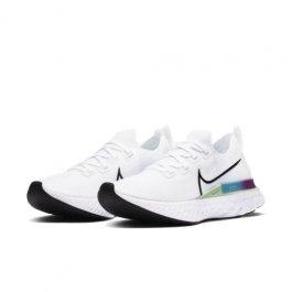 Imagem - Tênis Nike React Infinity Run Flyknit 2 Masculino - Cd4371-102 cód: 029780