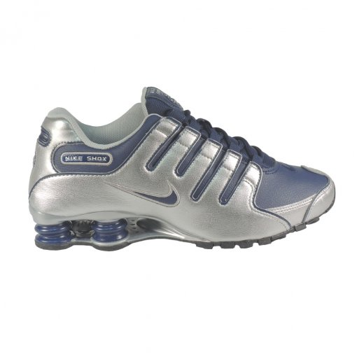 best loved b175b 2b76f Tênis Masculino Nike Shox NZ 378341-402