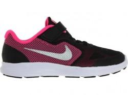 a1d241b214 Tênis Nike Feminino Infantil Revolution 3 819417-001