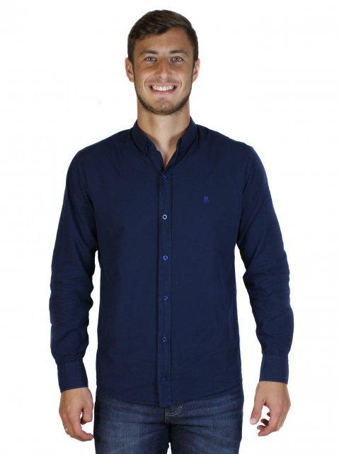 Camisa Manga Longa Polo Wear