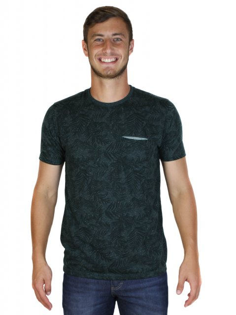 Camiseta Polo Wear Estampa