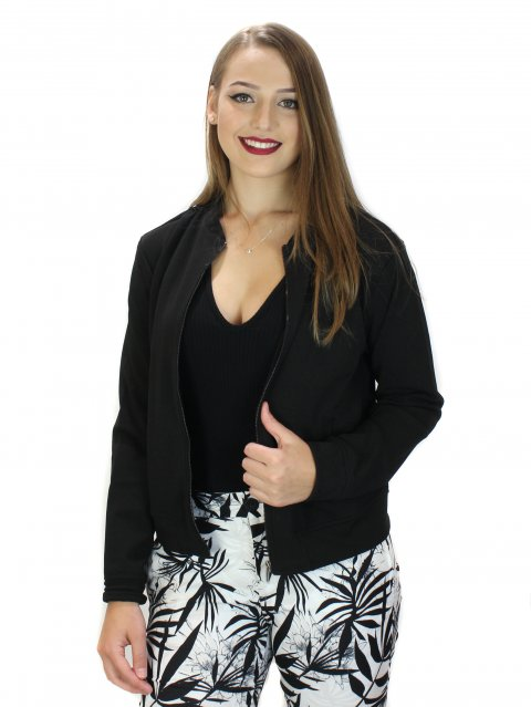 Jaqueta Cheroy Zíper