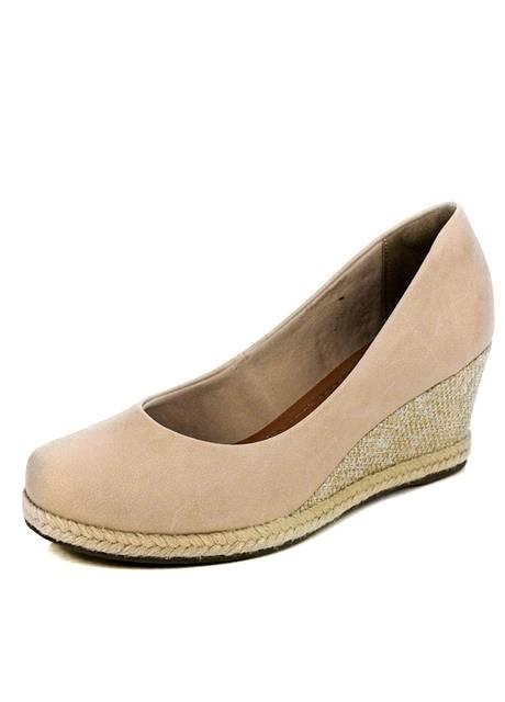 49eebd24fb Sapato Bebecê Anabela Trama | Vivere Store