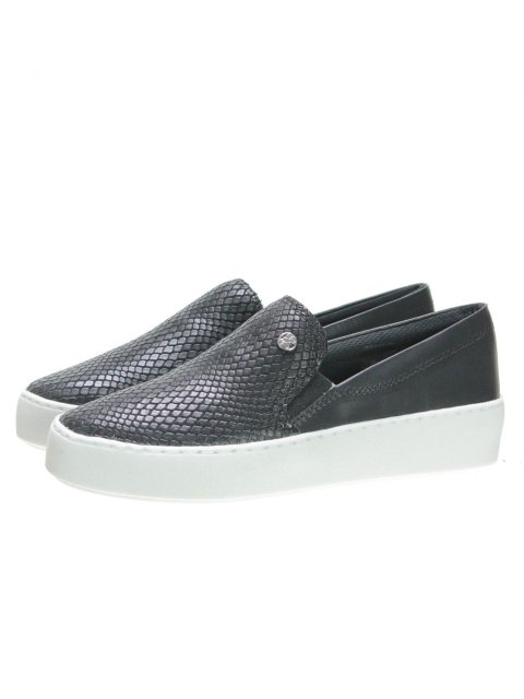Slip on Bottero Napa Flatform
