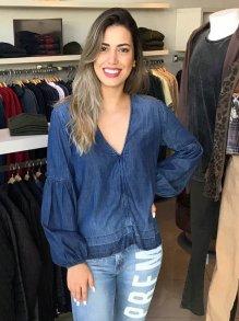 Imagem - Blusa Colcci Jeans