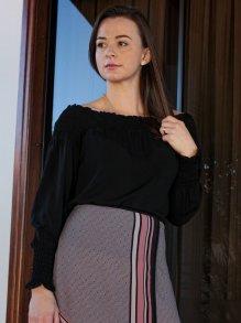 Imagem - Blusa Ombro a Ombro Lounge