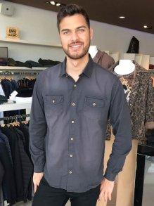 Camisa Colcci Preto