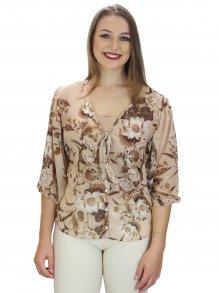 Imagem - Camisa 7/8 Colcci Floral