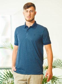 Camisa Polo Polo Wear Estampa