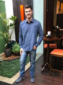 Camisa Social Mister Oliver
