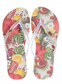 Chinelo Coca Cola Lemon