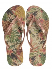 Chinelo Coca Cola Pineapple