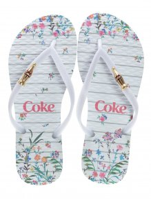 Chinelo Coca Cola Sweet Floral