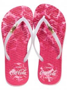 Chinelo Coca Cola Tropic