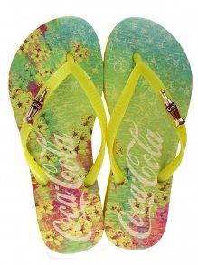 Chinelo Esportivo Coca Cola Rainbllow
