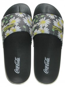 Chinelo Slide Coca Cola Floral