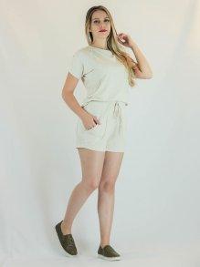 Conjunto Blusa+Short Yasmin