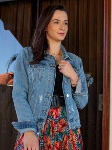 Imagem - Jaqueta Esmeral Jeans