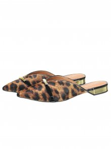 Loafer Luz da Lua Animal Print