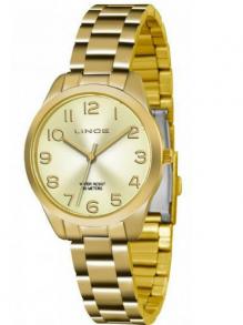 Relógio Kit Lince Lrg4459l Kt77 Pulseira