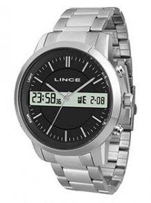 Relógio Lince Prata