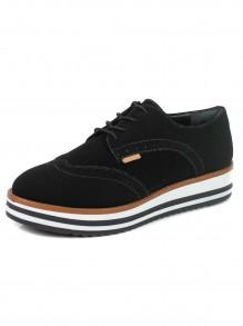 Sapato Oxford Anacapri Flatform