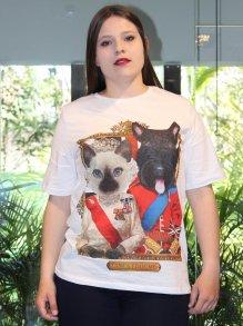 Imagem - T-shirt Alongada Lança Perfume