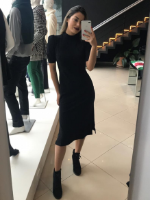 Vestido Longo Morina