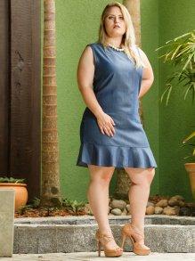 Vestido Maria Maturana Jeans
