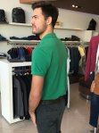 Camisa Polo Colcci Verde 2