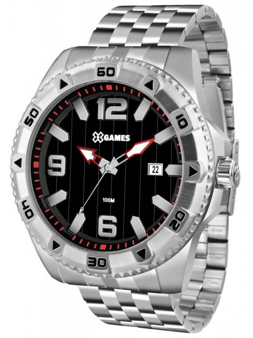 Relógio X Games Xmss1041 P2sx   Vivere Store a7c31713e0