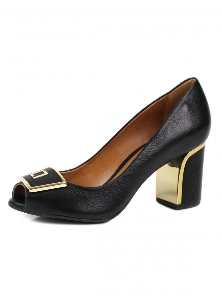 750f8636e Sapato Luz da Lua Peep Toe Saara | Vivere Store